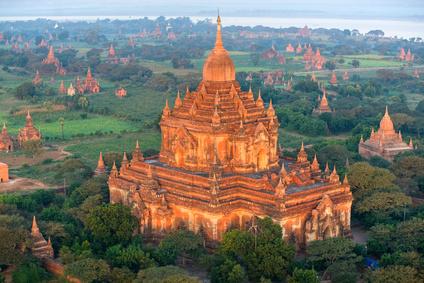 Buddha Tempel in Thailand