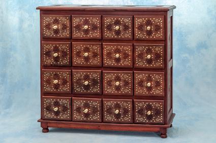 Indisches Möbelstück