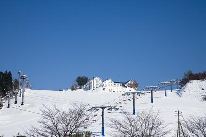 Skifahren in Asien