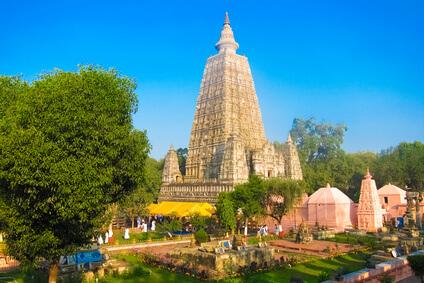 Mahabodhi-Tempel